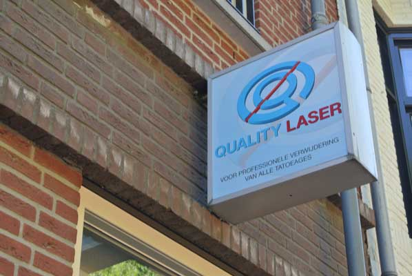 over quality laser